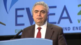 Dr  Fatih Birol, Chief Economist, International Energy Agency 1