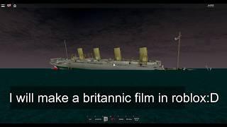 Roblox Britannic Film | Actors