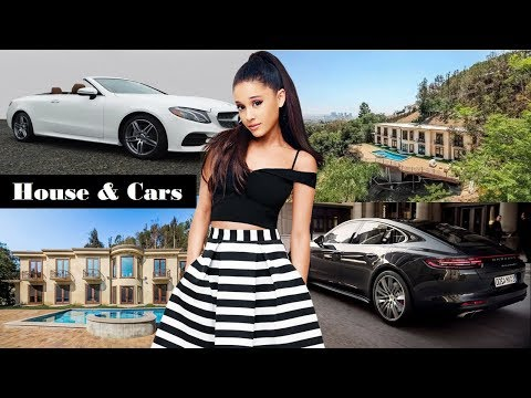 Ariana Grande's House Tour 2019 (Inside And Outside) | Ariana Grande's Cars Collection 2019