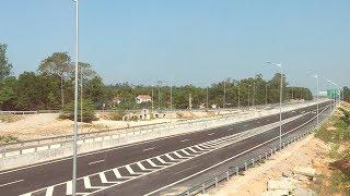 Giao thông kết nối: Dự án cao tốc Đà Nẵng - Quảng Ngãi vào giai đoạn nước rút về đích