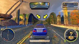 Что будет, если не перепрыгнуть мост в финале Need For Speed Most Wanted?