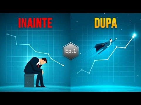 Cum sa FACI BANI investind LA BURSA - Episodul #1 - Ce sunt actiunile - Educatie Financiara