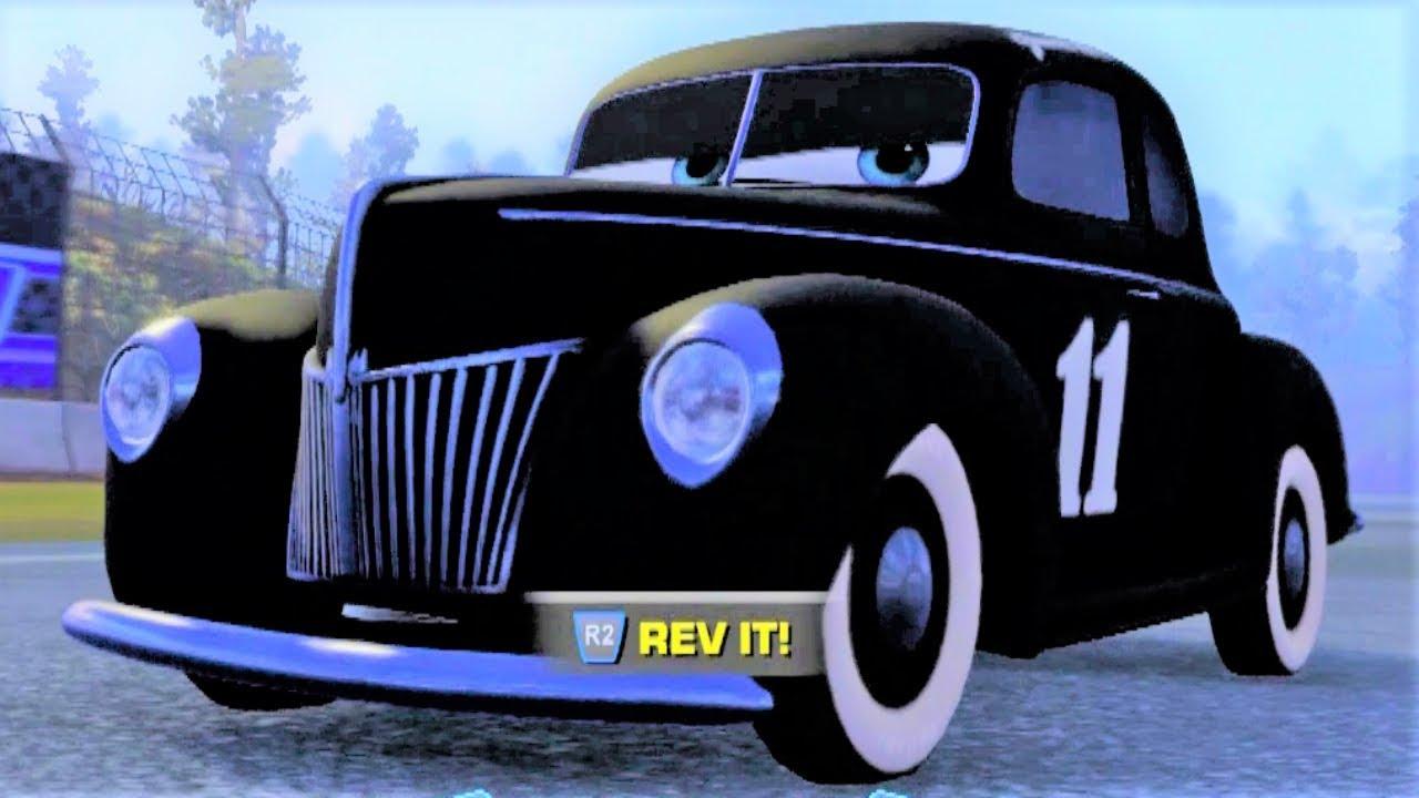 Disney Pixar Cars 3 Junior Moon Gameplay Hd