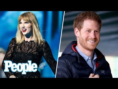 Taylor Swift Donates To Survivors, Will Prince Harry Propose To Meghan Markle? | People NOW | People