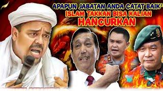 MERINDING.! HRS Tegaskan Islam tidak akan pernah bisa dih4ncurkan Musuh²Allah