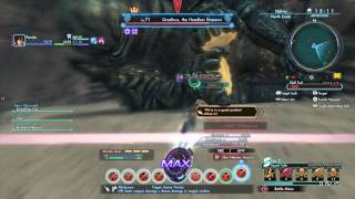 Xenoblade Chronicles X - Topple Sniper Build