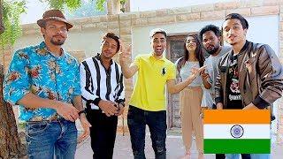 Hello India, Goodbye Dubai !!!