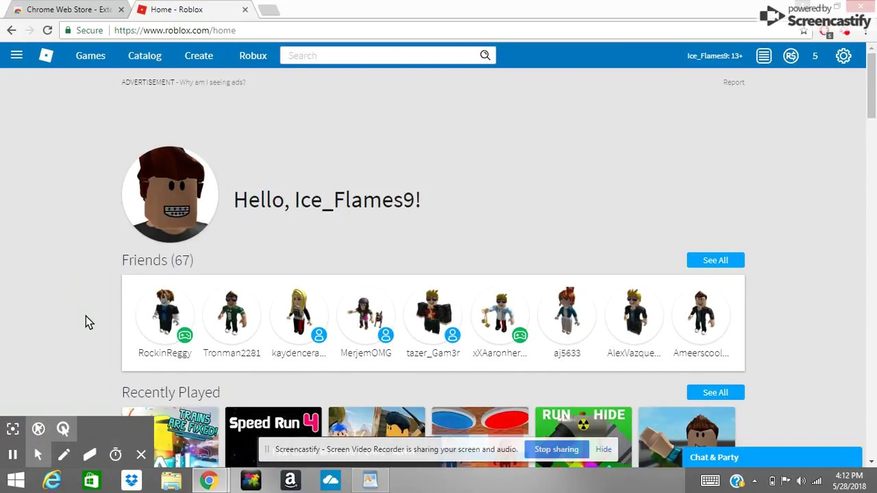 How To Change Roblox Wallpaper Youtube