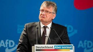 """Ups, we do it again"": Meuthen zum Auftakt des AfD-Parteitags"