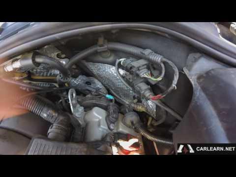 видео: porsche cayenne 4.8l 2011. Троит мотор, множественные ошибки.