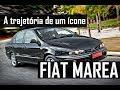 FIAT MAREA, A HISTÓRIA COMPLETA DO ÍCONE NO BRASIL E NO MUNDO. #Pilotandoahistoria