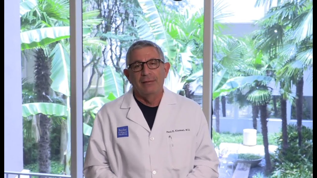Dr. Paul Klotman's Video Message - Week 14