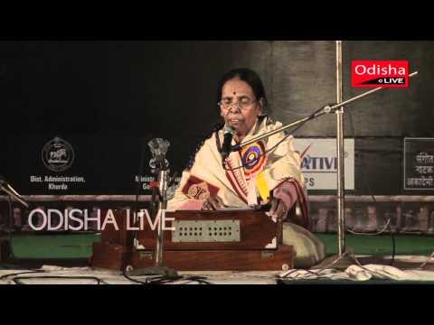 Shyamamani Devi - Odia Devotional Song - Rusichhuki Maa - HD Video
