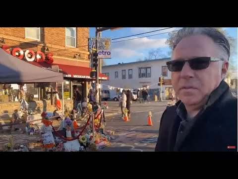 GEORGE FLOYD's NEIGHBORHOOD: Michael Matt Live in Minneapolis
