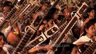 Brahm Naad - mass Sitar recital