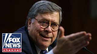 'The Five' react to William Barr's confirmation hearing