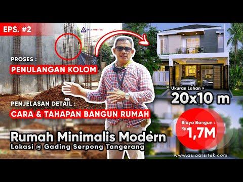 biaya-bangun-rumah-minimalis-ini-1,7m-||-detail-cara-bangun-rumah-||-pak-hendy-@-tangerang-|-eps-2
