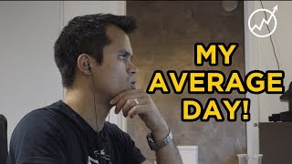 The Average Day of a Trader/Biz Owner Will Surprise You... Vlog #15