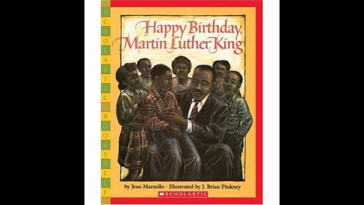 Happy Birthday Martin Luther King - YouTube