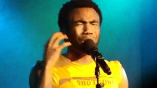 Childish Gambino The Longest Text Message Live in San Diego 4-26-11.mp3