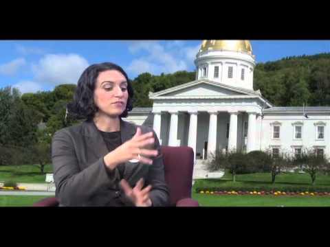 Cassandra Gekas for Lt. Governor of VT