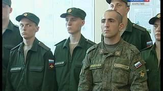 Военкомат передал редкие документы Нацархиву Карелии