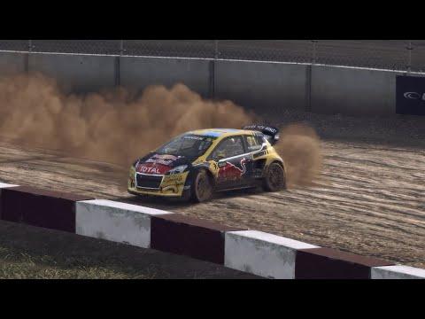 Dirt Rally 2.0 - WRX 2019 - Trois-Rivières 39.464 (WR) - Setup