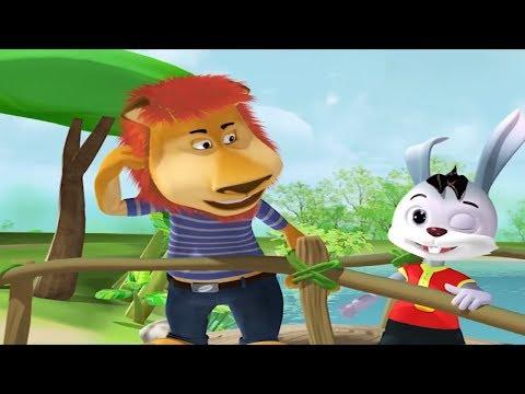 Phim Hoạt Hình 3D Việt Nam Hay Nhất - Hoạt hình vui nhộn, hài hước nhất về Thỏ và Sư Tử