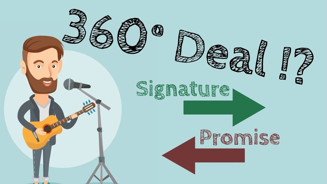 Music Industry: 360° Record Deals in Music - Explained