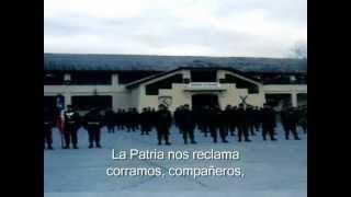 Himno Regimiento de Ingenieros Ferrocarrileros de Montaña Nº 2 Puente Alto.