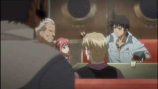 Coyote Ragtime Show is copyright of ADV Films and UFOtable. I have ...