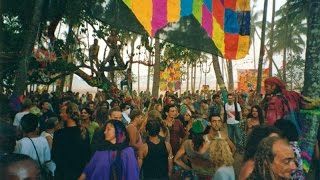 Goa Trance - A Channel 4 Documentary feat. rare footage from 1995