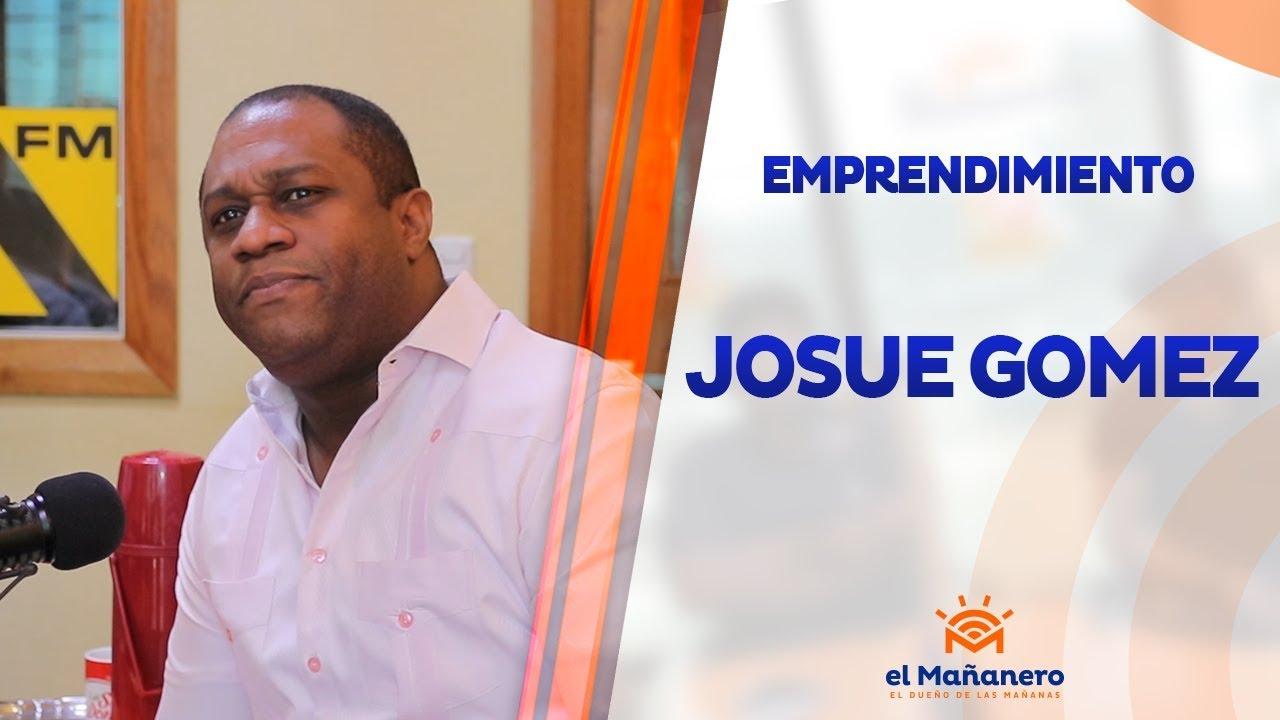 Josue Gomez - Emprendimiento del Dominicano 2019