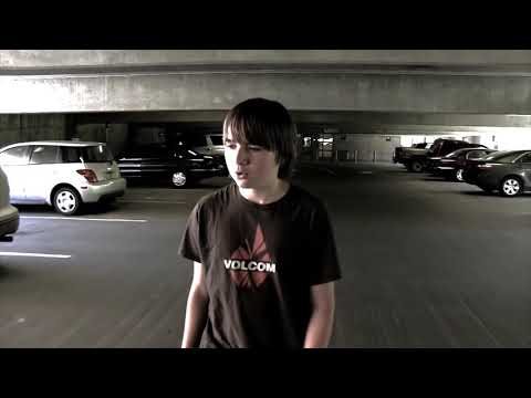 Scary Movie in Parking Garage