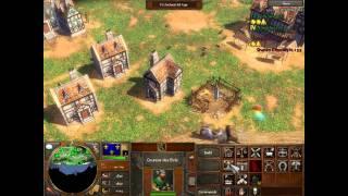 Age Of Empire III - Gameplay commenté, (spécial 400 abonnés).