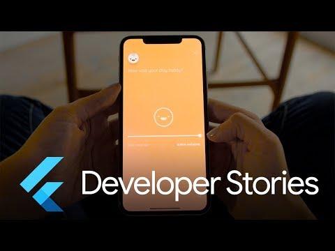 Reflectly App (Flutter Developer Story)