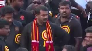 Naam Tamilar Annan Seeman Songs | eduthu adida muppattan paraiya