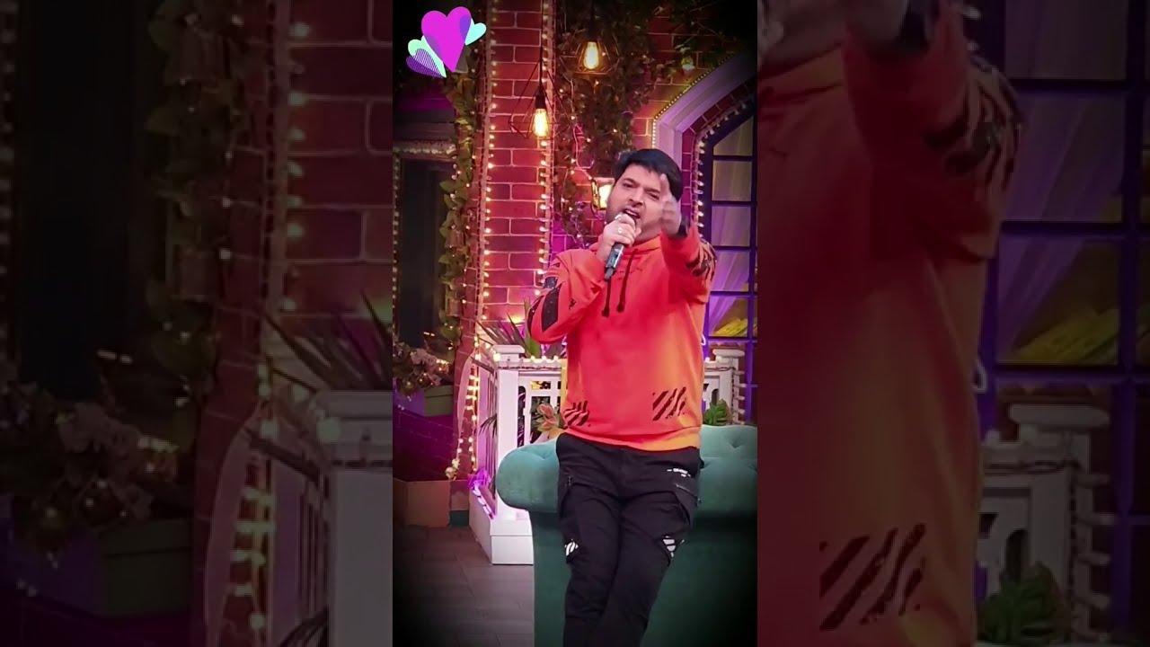 Kapil Sharma singing