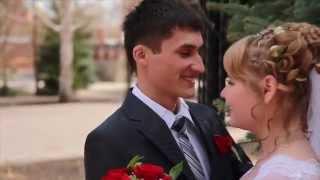 Руслан и Ангелина, венчание