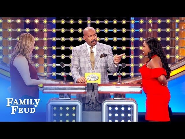 This is why your ex-wife might be a WITCH! | Family Feud