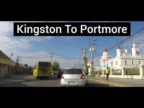 Kingston To Portmore, St Catherine, Jamaica