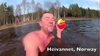 apetor eats surströmming