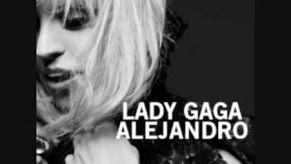 Lady Gaga Alejandro Guy Voice