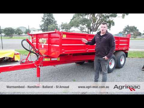 Herbst Tipping Trailers