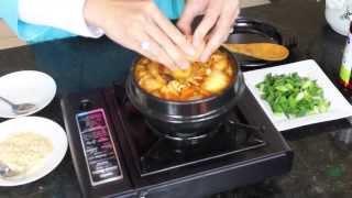 Soondubu Jjigae (soft Tofu Spicy Korean Soup) - Santap Kopitoebruk.com