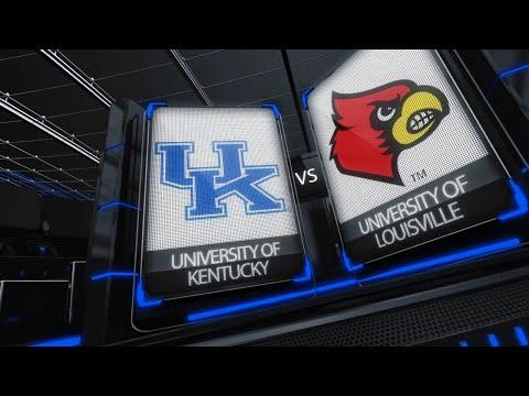 Kentucky vs Louisville - College Hockey