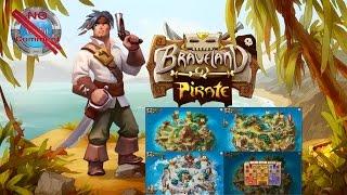 Braveland Pirate Gameplay no commentary