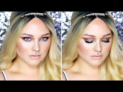 Fantasy Elf Makeup Look