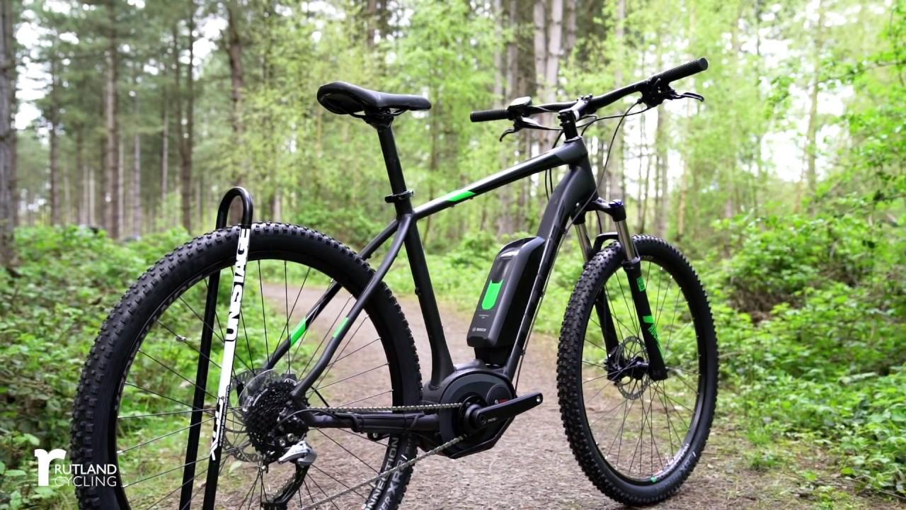 954058257c3 Trek Powerfly 4 Electric Mountain Bike