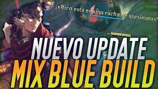 GUÍA ADC 2019 - NUEVO MIX BLUE BUILD - FILO INFINITO :v | EZREAL ADC S9 *CLEPTOMANÍA*